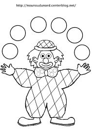 Clown Jongleur Az Coloriage L Meublerc Coloriage De Clown  postolinfo