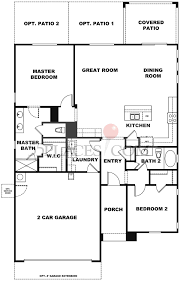 trilogy at vistancia flora floor plan model shea trilogy radiant floorplan 1392 sq ft trilogy at vistancia 55places com