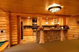 log cabin homes interior simple log cabin interior floor plans kitchens home cool basement