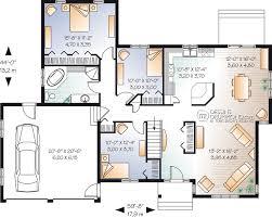 plan de maison en v plain pied 4 chambres délicieux plan de maison en v plain pied 7 classique w2246 maison