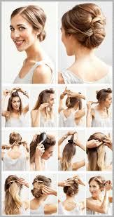 cute everyday hairstyle ideas for medium length hairs diy hairdo