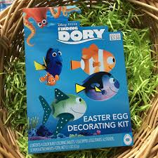 Easter Egg Decorating Kits by Dan The Pixar Fan Finding Dory Easter Egg Decorating Kit