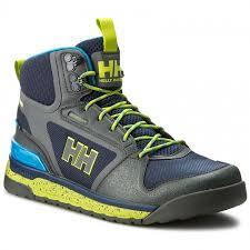 Lime Lights Shoes Trekker Boots Helly Hansen Breakespear Ht 109 73 980 Ebony