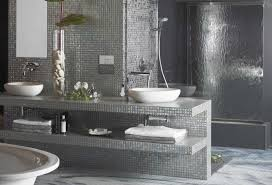 White Gray Bathroom Ideas - grey bathroom ideas pictures bold grained countertops round