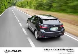 lexus uk ct200h lexus ct 200h achieves aerodynamic excellence lexus uk media site