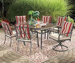 patio table and chairs big lots i found a wilson fisher sierra patio furniture collection at big