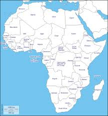 Blank Map Britain by Africa Free Map Free Blank Map Free Outline Map Free Base Map