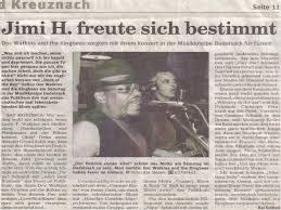 Bad Kreuznach News Presseberichte K I N G B E E S