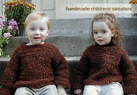 handmade childrens sweaters hats clothes made in the usa