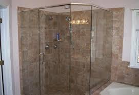 shower best corner shower stalls beautiful corner shower image