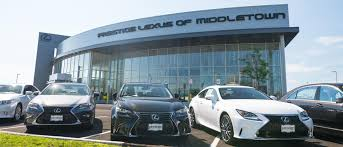 audi dealership exterior prestige lexus of middletown orange county new york lexus