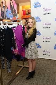 sabrina carpenter debuts u0027girl meets world u0027 clothing line at