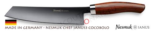 luxury kitchen knives chief kitchen knives nesmuk janus 3 0