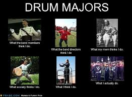 Drum Major Meme - drum majors band pinterest drums marching bands and color