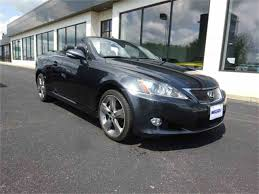 2010 lexus is250c hardtop convertible 2010 lexus is250 for sale classiccars com cc 1008128