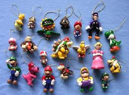 mario ornaments complete any tree infendo nintendo news review
