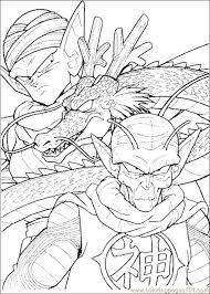 dragon ball 03 coloring free dragon ball coloring pages