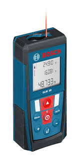 bosch glm 50 laser distance measurer with 165 feet range and