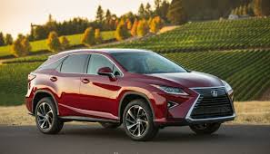 2018 lexus rx will get a third row review competition and pricing