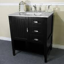 bellaterra home 29 inch espresso finish bath vanity base