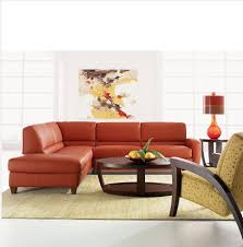 Orange Sleeper Sofa What Do To With An Orange Sofa