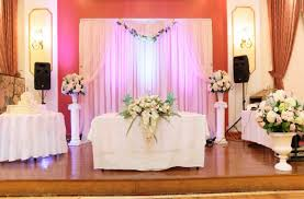 pipe and drape wedding how to set wonderful diy pipe and drape backdrop for wedding