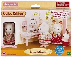 Calico Critters Play Table by Bedroom Critter Furniture Calico Play Table Sylvanian Families