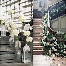 Banister Decor Wedding Ideas 19 Beautiful Ways To Decorate Your Staircase