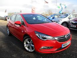 used 2015 vauxhall astra 1 0 turbo sri ecoflex s s for sale in