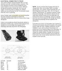 diagrams 720540 lance truck camper wiring diagram u2013 truck camper