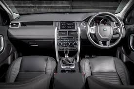 land rover defender 2015 interior 2016 land rover discovery sport review