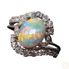 turquoise opal engagement rings rings blue opal rings antique opal rings opal promise rings opal