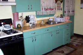 Youngstown Kitchen Cabinets Vintage Bar Cabinet - Metal kitchen cabinets vintage