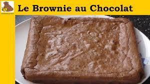 cuisiner simple et rapide le brownie au chocolat recette rapide et facile hd