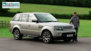 land rover britains range rover sport suv 2005 2013 review carbuyer youtube