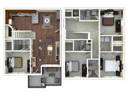 4 Bedroom House For Rent Tucson Az The Retreat At Tucson Rentals Tucson Az Apartments Com
