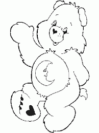 care bears coloring pages printable coloring
