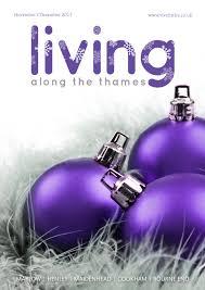 living along the thames mag november december 2017 by living along
