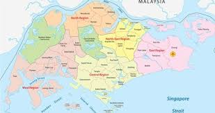 geography map singapore geography and maps goway travel