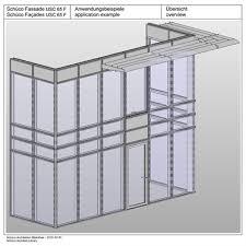 Schuco Curtain Wall Systems Schuco Curtain Walling Details Curtain Menzilperde Net