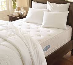 westin heavenly mattress u0026 box spring pottery barn
