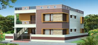 Twin House Plans Raja Builders We Make Your Dreams True