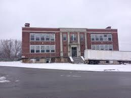 Vermont travelers rest high school images Abandoned vermont brandon high school preservation in pink jpg