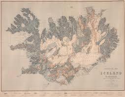 Iceland Map Location Geological Map Of Iceland íslandskort Is