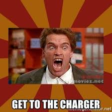 Schwarzenegger Meme - get to the charger angry arnold schwarzenegger meme generator
