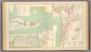 Galveston Map Galveston Charleston Harbor Port Hudson David Rumsey