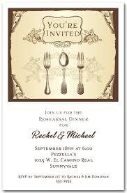 Rehearsal Dinner Invitation Wording Dinner Party Invitation Wording Christmanista Com