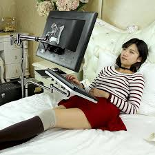 under couch laptop table best bedside portable laptop stand adjustable foldable sofa laptop