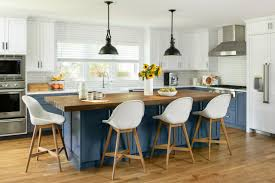 how to build a kitchen island with seating plan your kitchen island seating to suit your family s needs