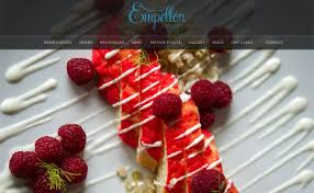 restaurant web designs 40 yummy cafe u0026 restaurant websites and